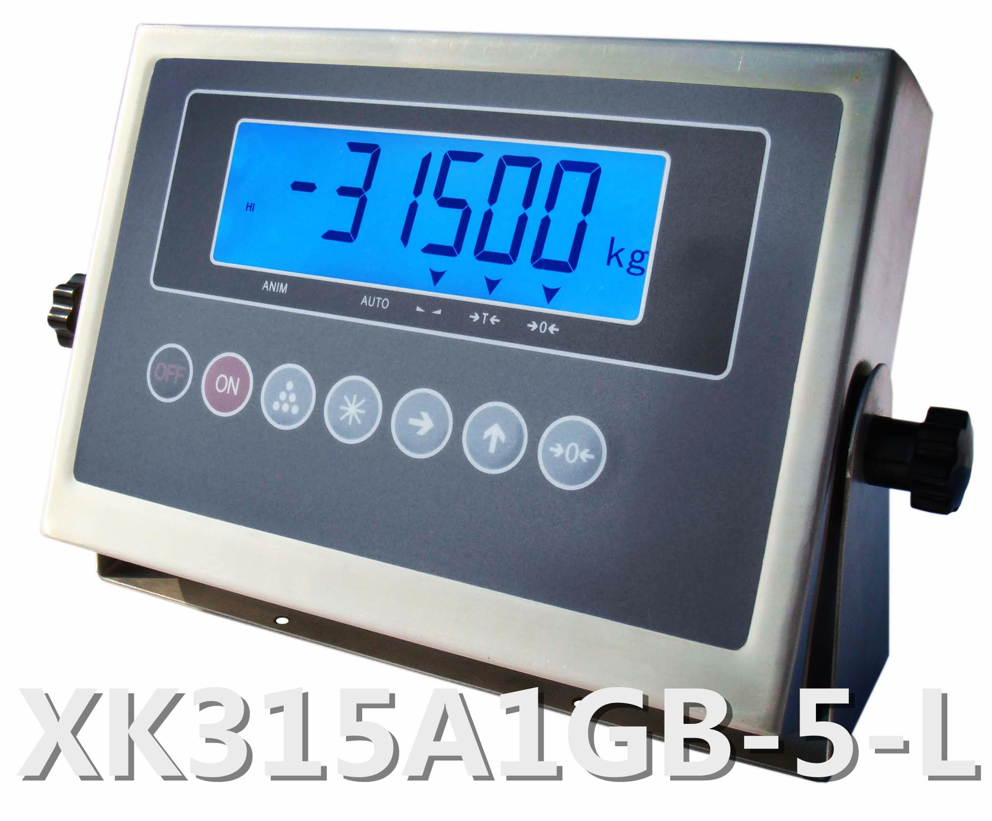 Electronic Weighing Indicator