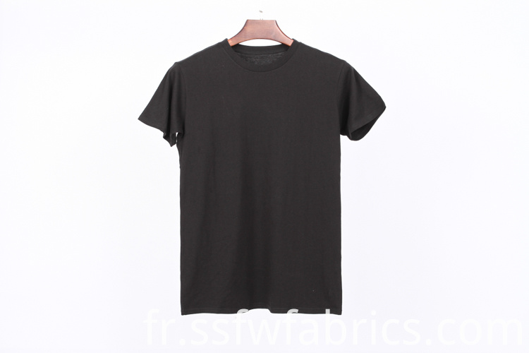 Jersey Fabric High Quality Tee Shirt
