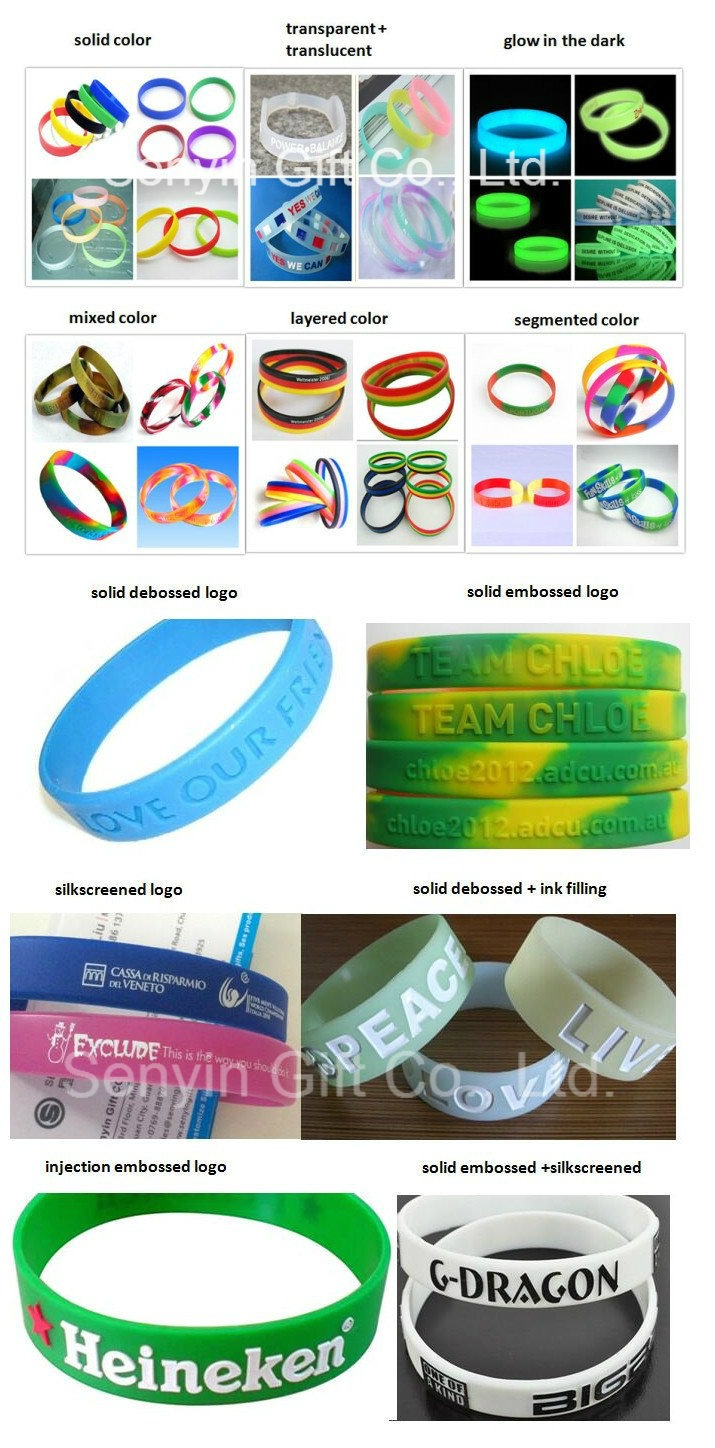 2016 New Fashion Cheap Magnetic Silicone Wristband