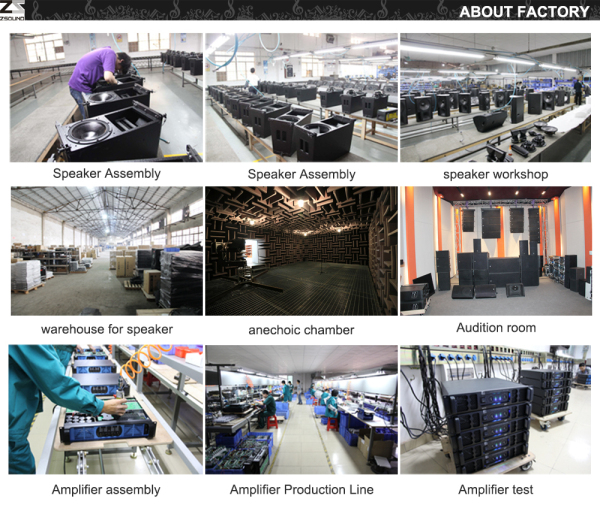 1200W Audio Stereo Amplifier for Stadium/Theatre