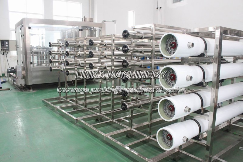 Water Treatment Plant Price for Low Cost Plant