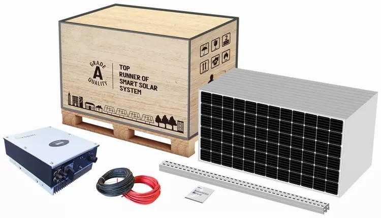 5kw Solar System ongrid cheap home use