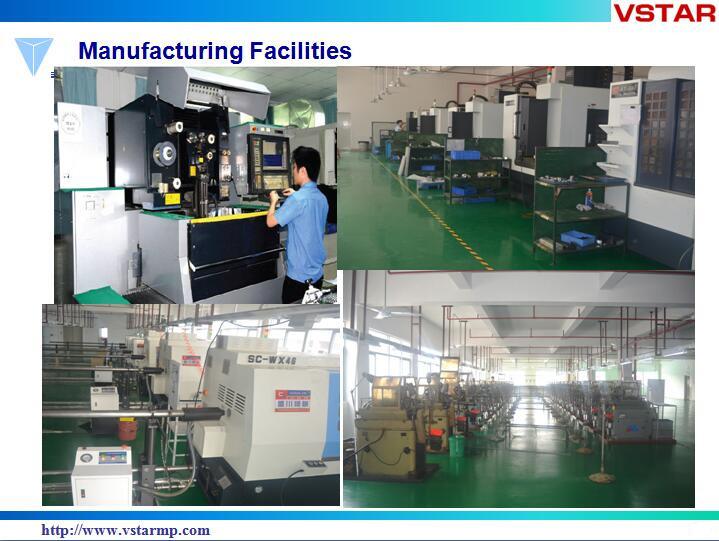 Alumnium CNC Machining Part for Machinery Hardware