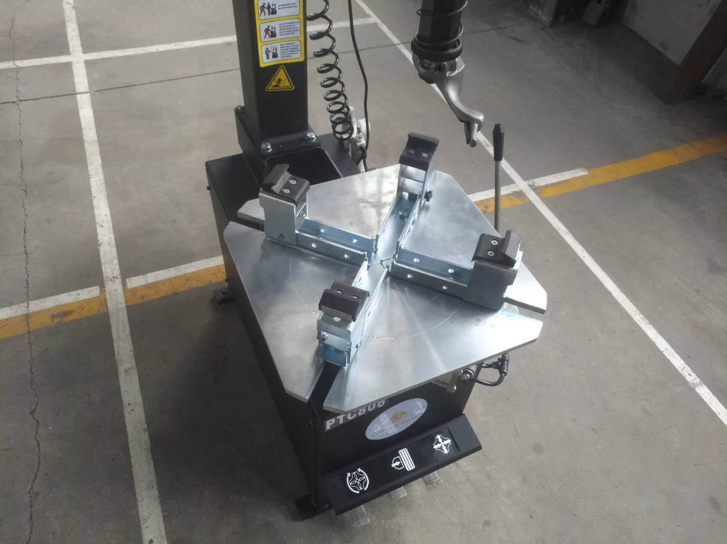Tyre Changer Spare Parts