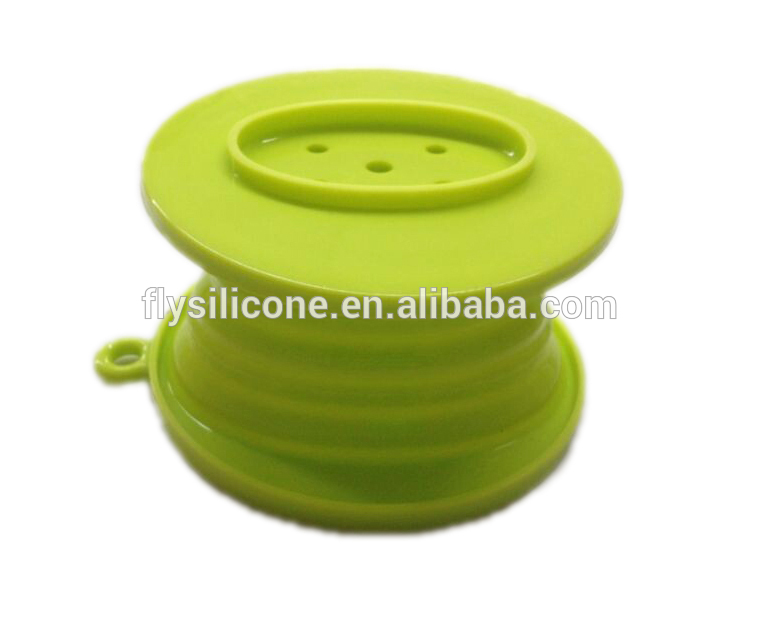 Silicone Coffee Infuser Collapsible