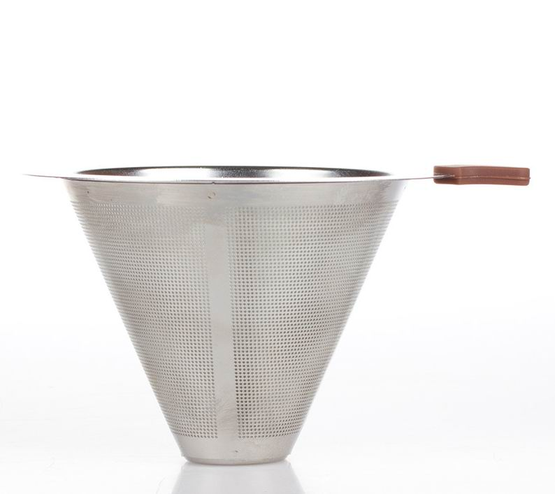 Stainless Steel Coffee Filter Wire Mesh Pour Over/Pour Over Coffee Dripper