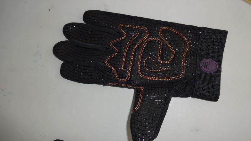 Working Gloves-Silicone Gloves-Construction Glove-Hand Protected Glove-Gloves