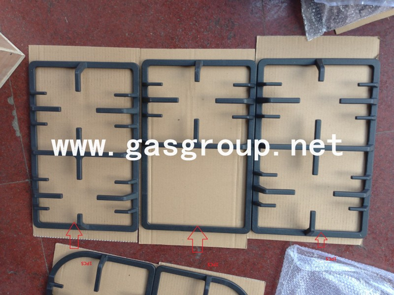 Cast Iron Grid/Pan Support for Middle East Market
