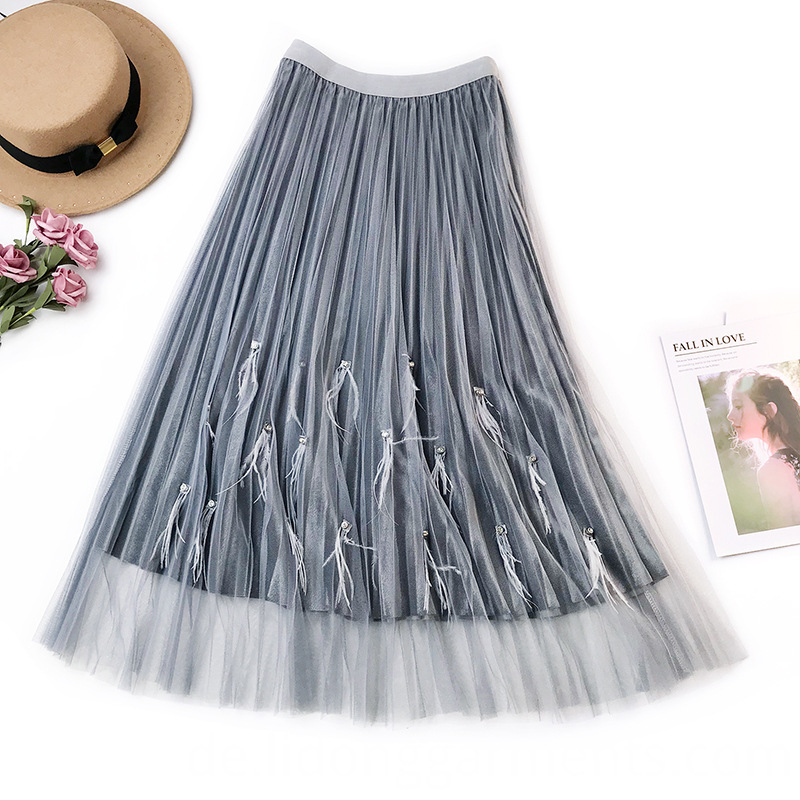 Wholesale Gauze Skirts