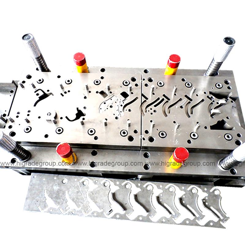 Stamping Die for Metal Parts