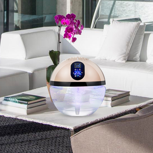 Smart Home Air Purifier Luftbefeuchter Air Bowl with Essential Oils
