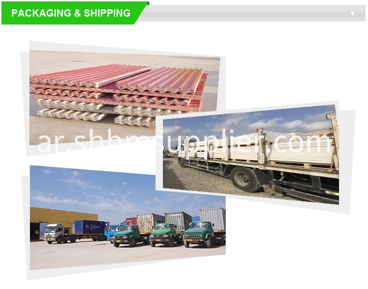 Magnesium Oxide Corrugated Roofing sheets