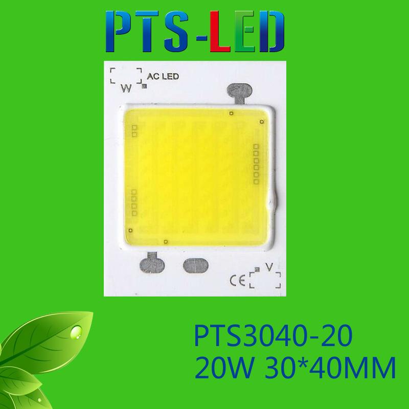 High Power 20W/25W/30W/40W/50W AC COB LED High Quality 110V 220V Driverless Power LED