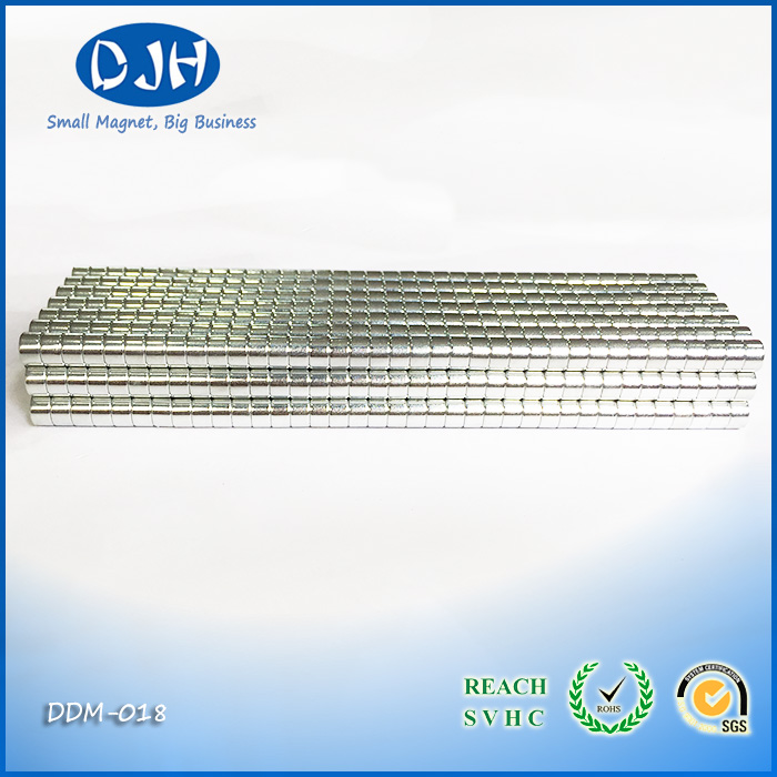 Disc Sharped Magnets Diameter 5 * Thickness 3 mm