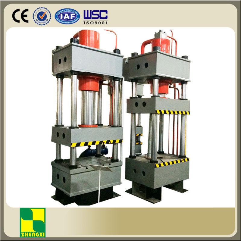 Four Column Hydraulic Heat Press Machine