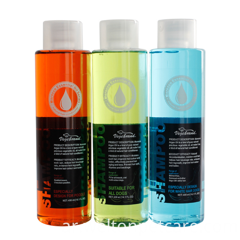 Factory customize professional dog shampoo