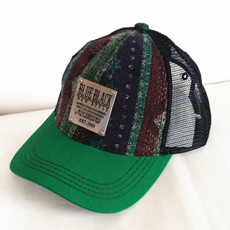 Soldiers High Temperament of Embroidered Military Sport Caps