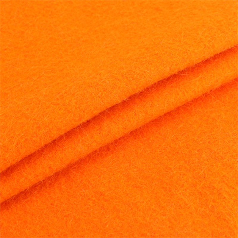 5%Wool 45%Nylon 50%Acrylic Garment Woolen Fabric