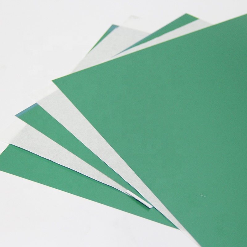 Green Color Lithography Offset