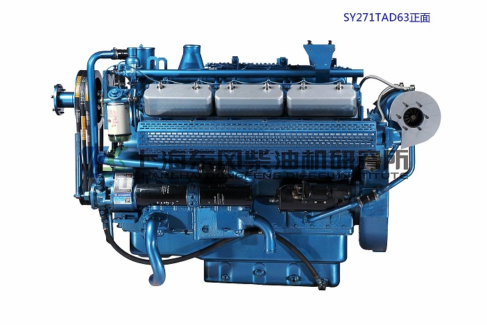 308kw, Shanghai Dongfeng Diesel Engine for Generator Set, Chinese Engine