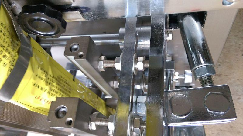 Granule 1-300g Sugar Stick Packaging Machine Ah-Klj100