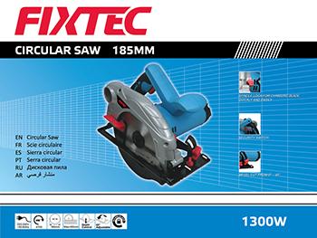 1300W Electric Shaft Circular Saw for Wood Cutting