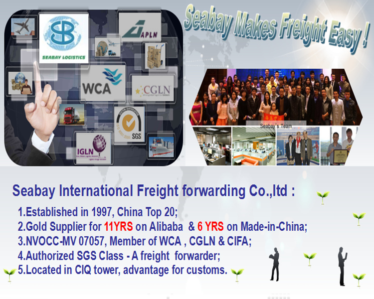 Sea Freight From Shenzhen to New York