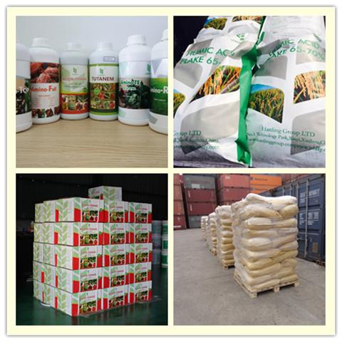 Organic Fertilizer Amino Acid Powder 70% Plant Origin, Free Cl