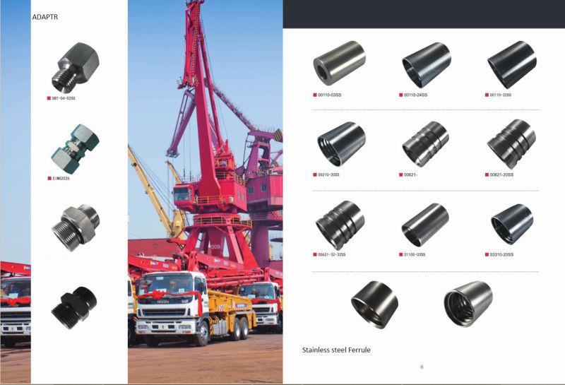 Hydraulic Hose/ Hose Fitting/ Hydraulic Fitting
