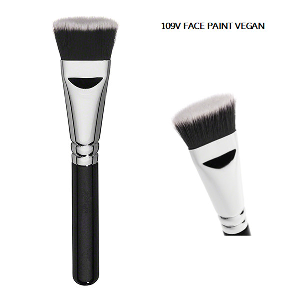 Rose Gold Luxurious Face Contour Brush (F109-R)