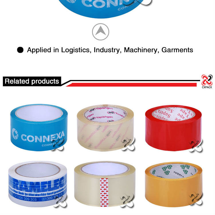 printed packaging tape uk