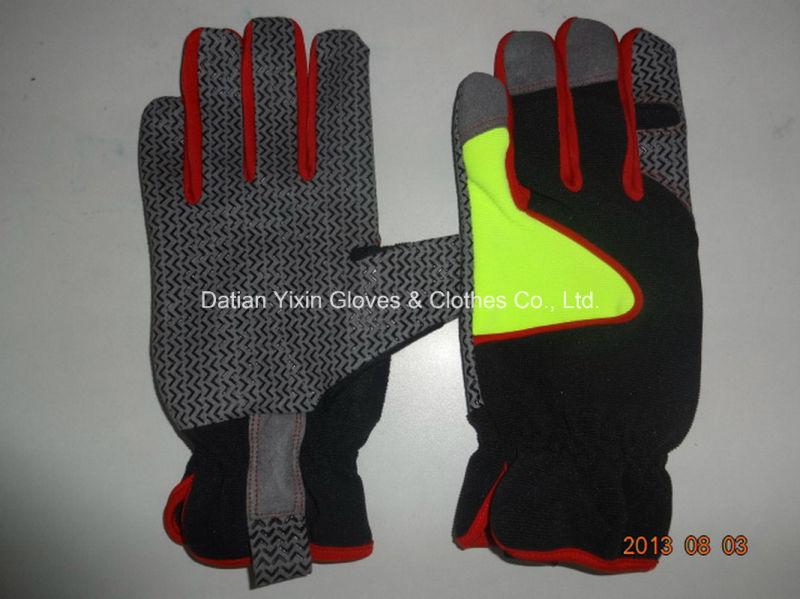 Mechanic Glove-Industrial Glove-Work Glove-Safety Glove-Labor Glove-Protective Glove