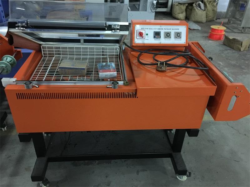 Hongzhan Bfs5540 Semi-Auto 2 in 1 Shrinking Machine