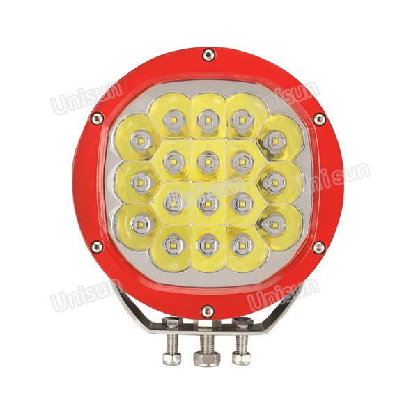 24V 7inch 90W off-Road CREE LED Spotlight Driving Light