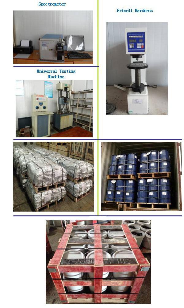 Stud Bolt for Nabla Railway Fastener System