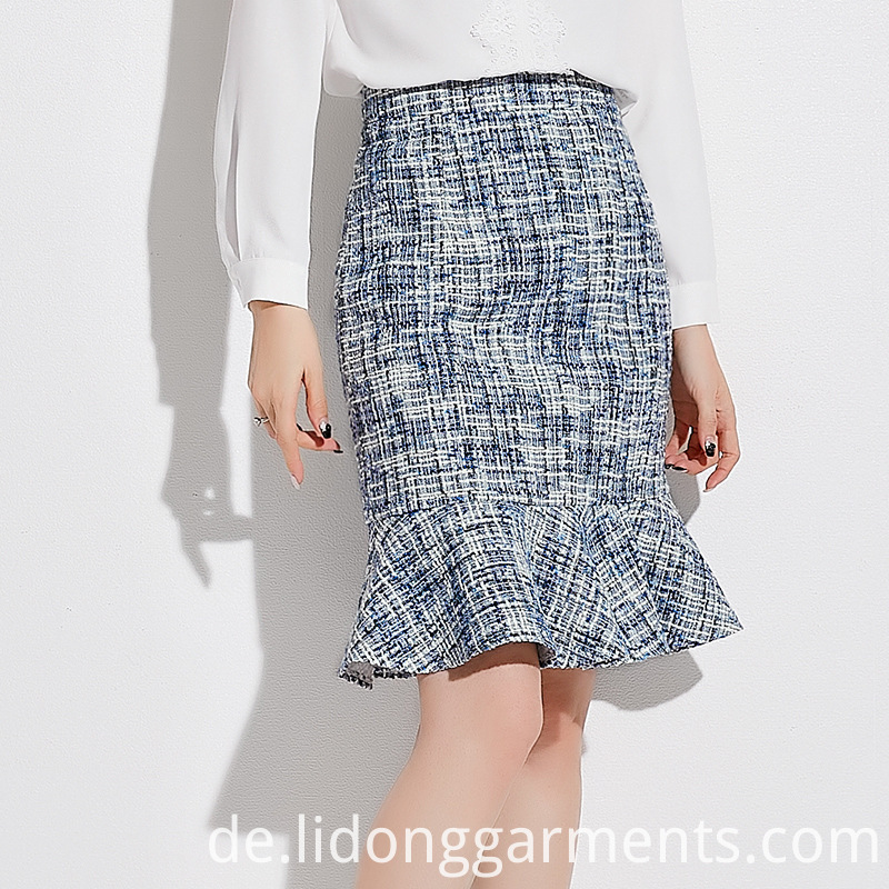 Women's Office Skirt Ladies