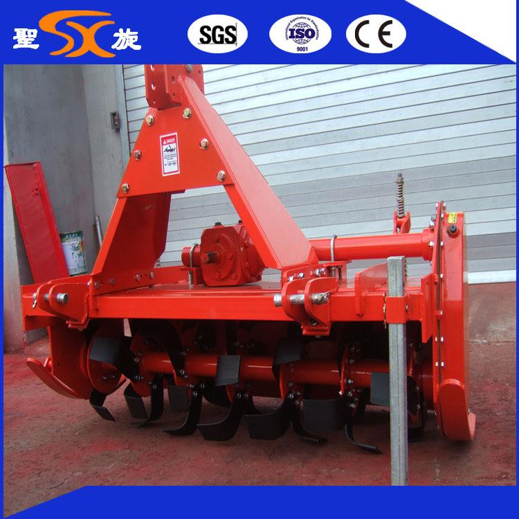 Farm Equipment Side Gear Transmission Rotary Tiller Rotary Cultivator/Rotavator for Sale