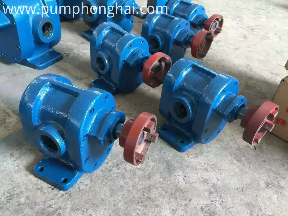 2CY series cast iron electric gear oil pumps bare pump