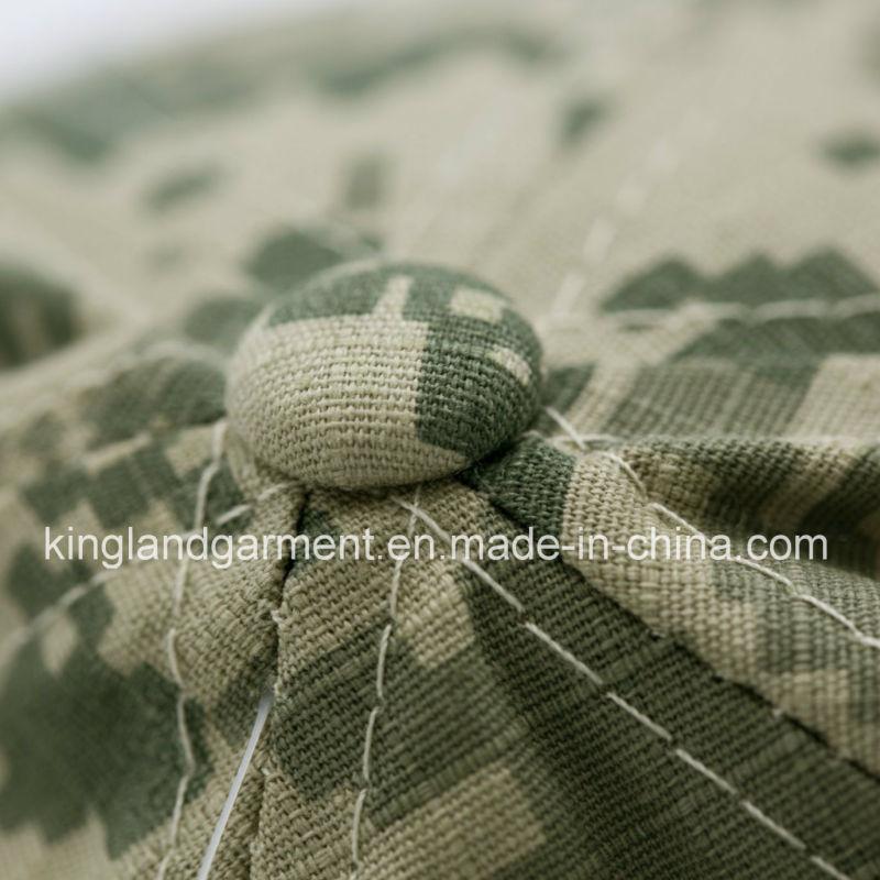 Cotton Drill Army /Military Digital Camouflage Print Baseball Cap