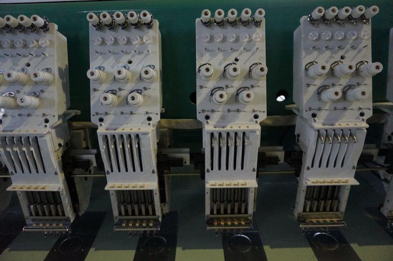 531 Flat Embroidery Machine (5needles)