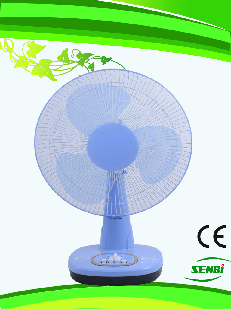 16 Inches 110V Colorful Table Fan Desk Fan (SB-T-DC40O) 1
