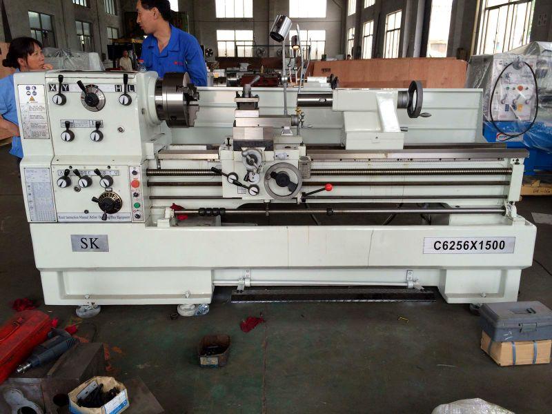 CE High Precision Gap Bed Lathe Machine (C6246 C6241)