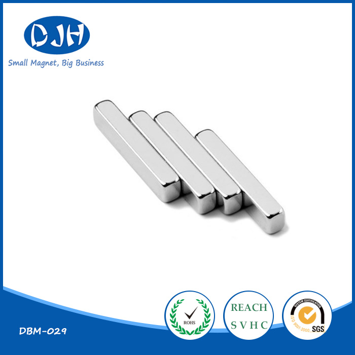 High Quality Custom Block Shape Permanent Neodymium Magnets