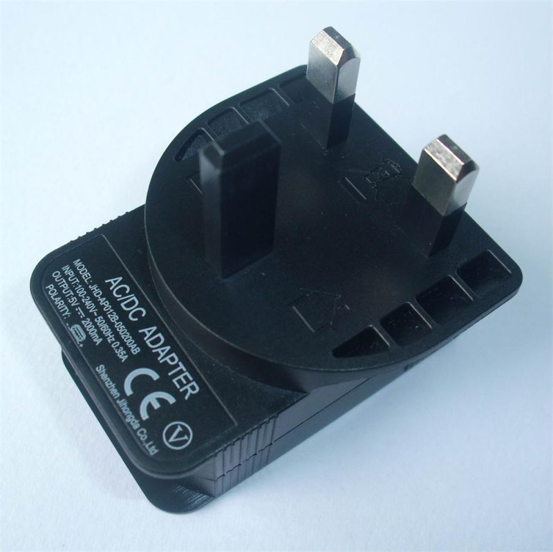 UK Plug Power Adapter