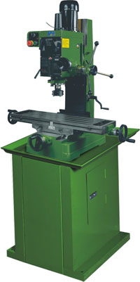 Vertical Universal Drilling and Milling Machine Used on Processing Industrial (ZX7045)