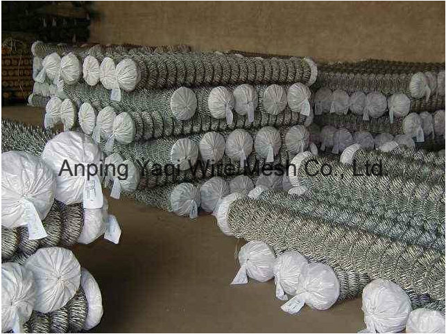 Chain Link Fence Wire Mesh Garden Security Fence