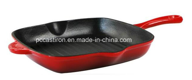 OEM Manufacturer for Cast Iron Frypan Size 24X24cm