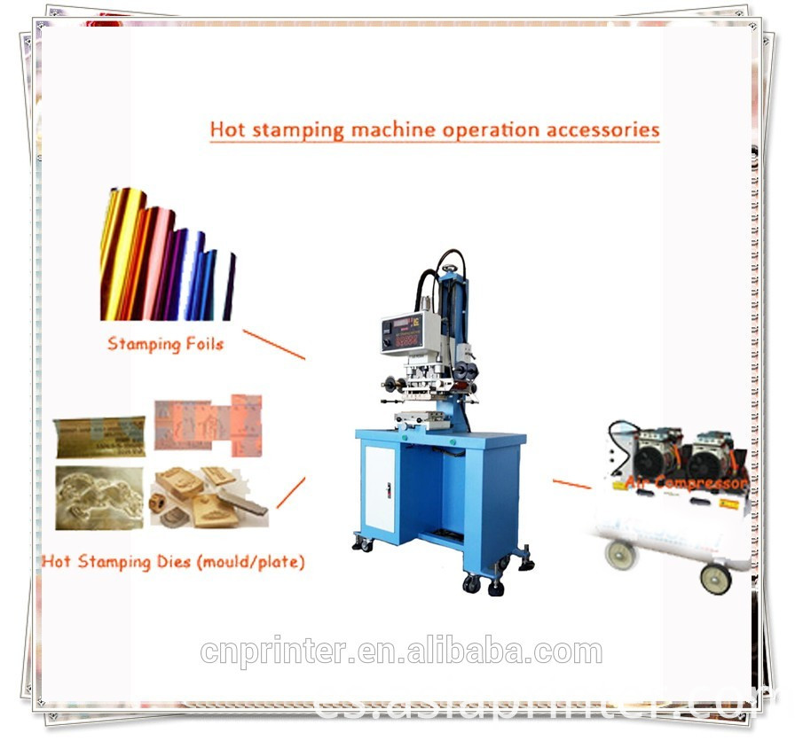 pneumatic sole hot embossing machine