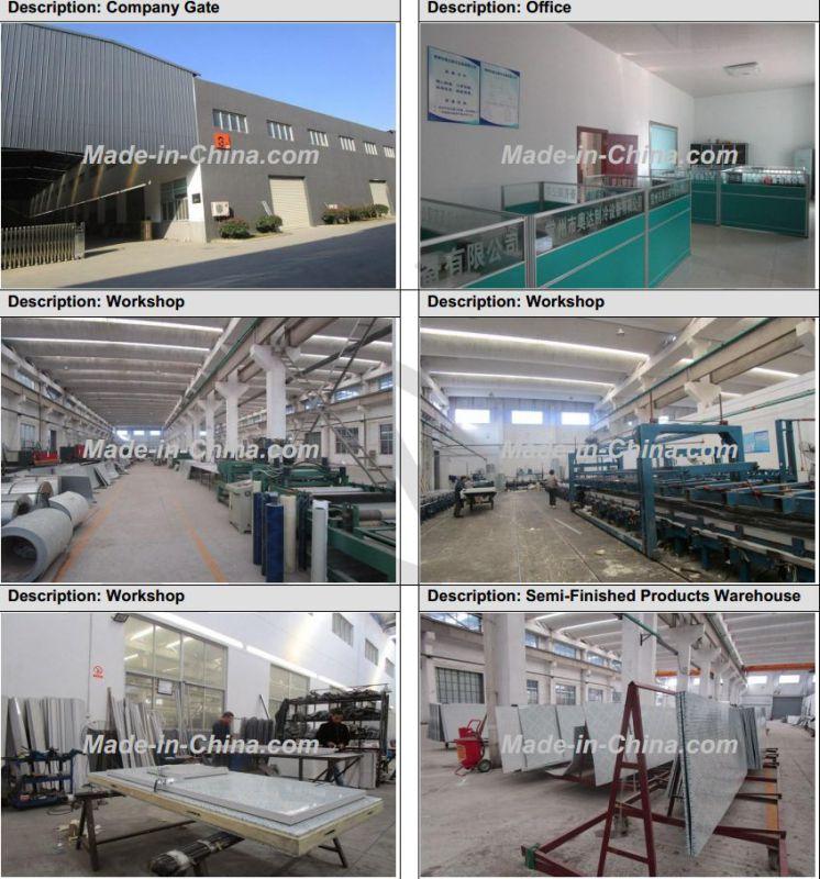 China Factory Price Cold Storage Van