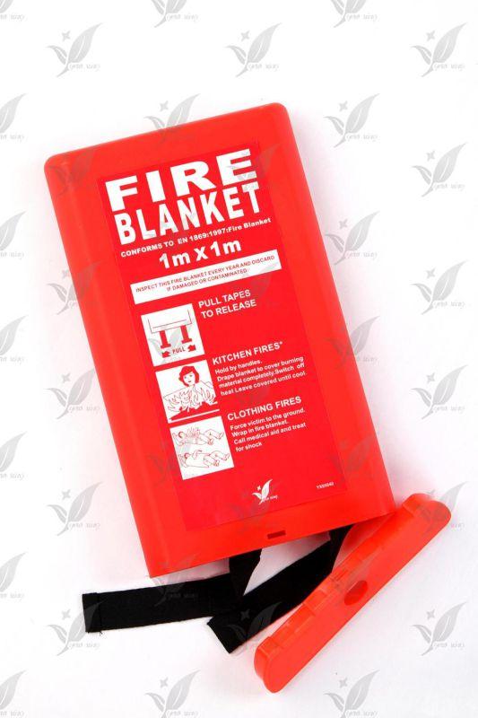 Factory Price Fiberglass Fire Blanket TUV Certificate